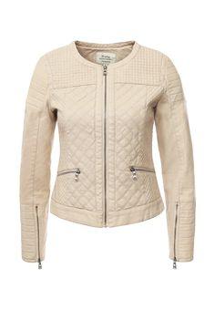 Куртка кожаная Softy купить за 4 840 руб SO017EWMJU70 в интернет-магазине Lamoda.ru