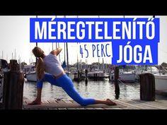 Méregtelenítő jóga KEZDŐKNEK | 45 perc | Kezdő detox jóga - YouTube Tai Chi, Health Fitness, Victoria, Yoga, Sports, Youtube, Hs Sports, Sport, Fitness