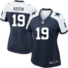 22 Best Cowboys #19 Miles Austin Home Team Color Authentic Elite  hot sale