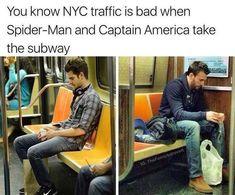 Funny Marvel Memes, Dc Memes, Avengers Memes, Marvel Jokes, The Avengers, Marvel Dc Comics, Funny Memes, Hilarious, Tom Holland