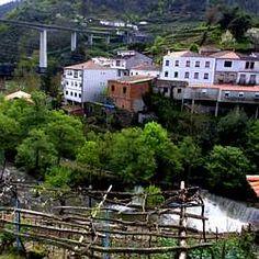 Os Peares, dos provincias y cuatro municipios