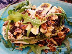 Kiinankaalia ja brie-juustoa grillissä - RetroPrinsessa    Lily.fi
