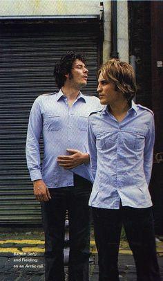 Julian and noel the mighty boosh