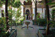 o que fazer em Marrakech Marrakech, Patio, Outdoor Decor, Home Decor, Travel Photography, Morocco, Places, Terrace, Interior Design