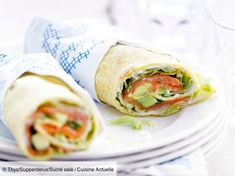 30 Day Guide to Paleo Meal Plan - Primal Palate Paleo Meal Plan, Healthy Wraps, Snack Recipes, Healthy Recipes, Healthy Food, Tortilla Wraps, Wrap Sandwiches, Smoked Salmon, Fajitas