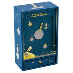 The Little Prince Animated music box