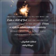 Quotes From Elizabeth Gilbert's Big Magic | POPSUGAR Smart Living
