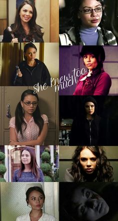 when i started to like mona she dies -_- can't wait for the next season!!!