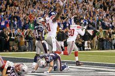 Super Bowl XLVI: Giants vs. Patriots.