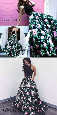 2016 long floral prom dresses, black prom dresses we provide all kinds of wedding dresses,prom dresses,special dresses and bridesmaid dress Floral Prom Dresses, Black Prom Dresses, Dance Dresses, Elegant Dresses, Pretty Dresses, Homecoming Dresses, Beautiful Dresses, Formal Dresses, Inexpensive Prom Dresses