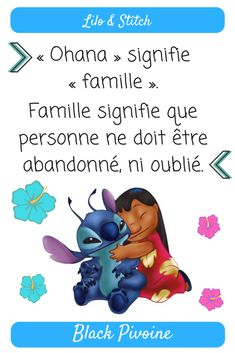 Most Funny Quotes : QUOTATION – Image : As the quote says – Description Citation Disney, Lilo & Stitch, Ohana signifie famille. Quotes About Family Problems, Family Love Quotes, Family Betrayal Quotes, Cute Quotes, Best Quotes, Funny Quotes, Phrase Disney, Disney Dream Quotes, Quotes Dream