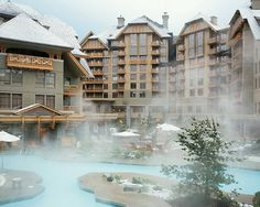 Four Seasons Resort Whistler, Rated 9.3