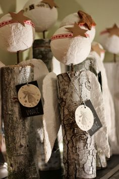 U nás na kopečku: Tvoření Xmas Crafts, Angels, Simple Things, Christmas, Christmas Crafts, Diy And Crafts, Recycled Materials, Nativity Scenes, Xmas