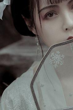 Half Japanese, Hanfu, Chinese Art, Asian Woman, Asian Beauty, Character Inspiration, Septum Ring, Cosplay, Photos