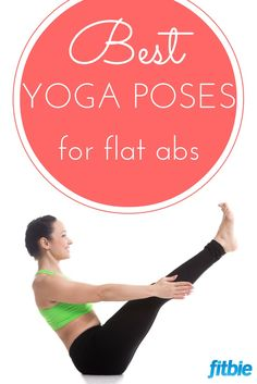 yoga poses for flat abs #strong #fitness