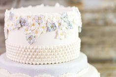 Jewel Cake, Karen Davies, Cake Pictures, Cake Toppings, Marzipan, Beautiful Cakes, Cake Decorating, Decorating Ideas, Hydrangea