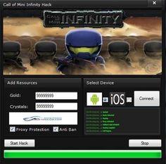 Call Of Mini Infinity hack tool http://abiterrion.com/call-of-mini-infinity-hack/