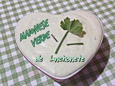 Como fazer uma Deliciosa Maionese Verde de Lanchonete!!