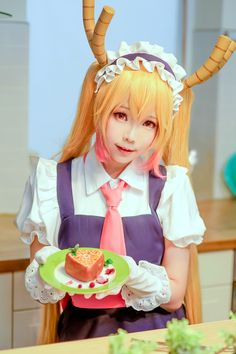 Tohru - Ely(E子) Tohru Cosplay Photo - Cure WorldCosplay