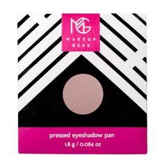 Makeup Geek Eyeshadow Pan in Petal Pusher