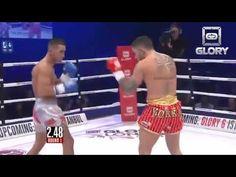 GLORY 5 London - Mosab Amrani vs. Liam Harrison (Full Video)  