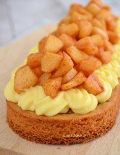 Appel-kaneel slof - Laura's Bakery