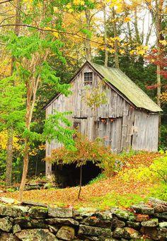 Great Smokey Mountain Barn