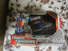 TRANSFORMERS Universe TREAD BOLT voyager class New MISB RARE