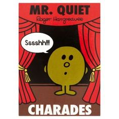 mr quiet charades - Google Search