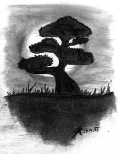 Bonsai by Adisida on DeviantArt