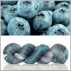 Expression Fiber Arts, Inc. - Pre-Order Limited Edition SUMMER BLUES 'LUSTER' SUPERWASH MERINO TENCEL WORSTED, $24.00 (http://www.expressionfiberarts.com/products/limited-edition-summer-blues-luster-superwash-merino-tencel-worsted.html)