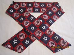 """Extra Wide 3"""" Reusable Non-Toxic Cool Wrap / Neck Cooler  - Patriotic - Statue of Liberty by ShawnasSpecialties on Etsy"""
