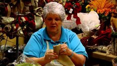 Donna's Tips: Beauty of Burlap. She has a lot of good tips and things to make with burlap and birch bark for Christmas.