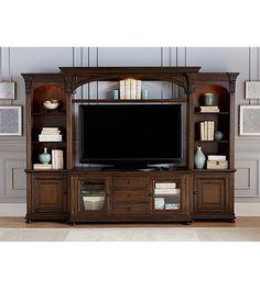 Liberty Furniture Killian Entertainment Unit Collection   Boston Store