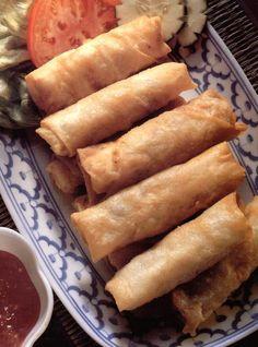 Pho-Pbia, een recept voor Thaise loempia's