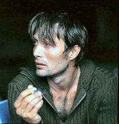 Mads Mikkelsen. The mouth, the eyes, the accent...could this be true love!?