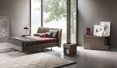 Edel double Bed - Lema