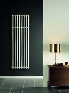 Imia radiator in the hall