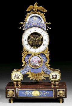 Louis XVI, the dial signed LAMIRAL A PARIS (active during the 2nd half of the 18th century), the enamel painting signed J. COTEAU (Joseph Coteau, Geneva 1740-1801 Paris), Paris, ca. 1790.