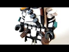 How To: Make a Supply & Ammo Belt For Your Lego Minifigures - YouTube