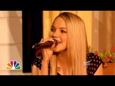 "Danielle Bradbery: ""Grandpa (Tell Me 'Bout the Good Old Days)"" - The Voice Highlight - YouTube"