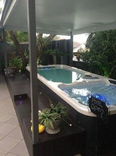 Popular Hot Tub Patio Design Ideas Best For Your Backyard Hot Tub Backyard, Small Backyard Pools, Small Pools, Pool Decks, Backyard Pool Designs, Pool Landscaping, Patio Design, Piscina Spa, Spa Water