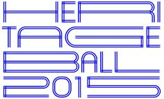 Identity project for the AIA Heritage Ball 2015.