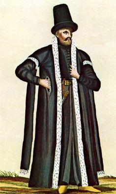 Φαναριώτης του 19ου αιώνα.