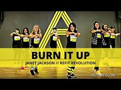 Don't you just love remakes? We love that this song crosses generation and leaves our class is singing at the top of their lungs! FIT TIP: there is some tric...