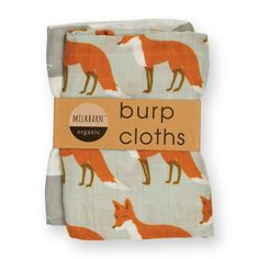 Bundle of Burpies- Fox/ Whale - Kissui