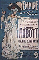 Annie Abbott - Biography | All About Magicians.com