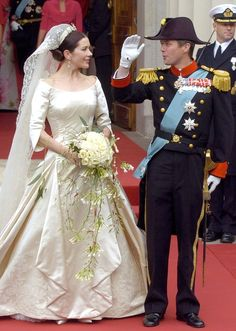 Mary Donaldson Crown Prince Frederik Of Denmark May 14