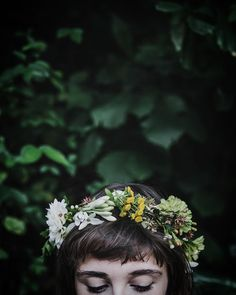 """""""A Midsummer Retreat: Floral Crowns & Foraged Feasts. My retreat on June 13-17th 2016 with @leanandmeadow in Gotland, Sweden is now open for registration…"""""""