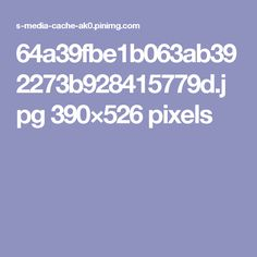 64a39fbe1b063ab392273b928415779d.jpg 390×526 pixels